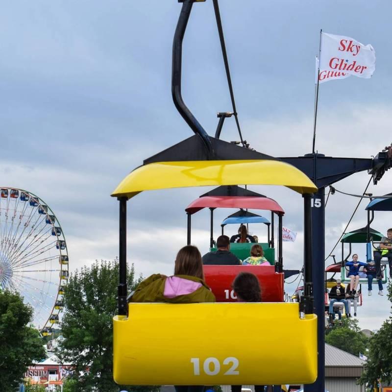 state fair ride mn