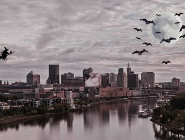 Halloween Events in Saint Paul
