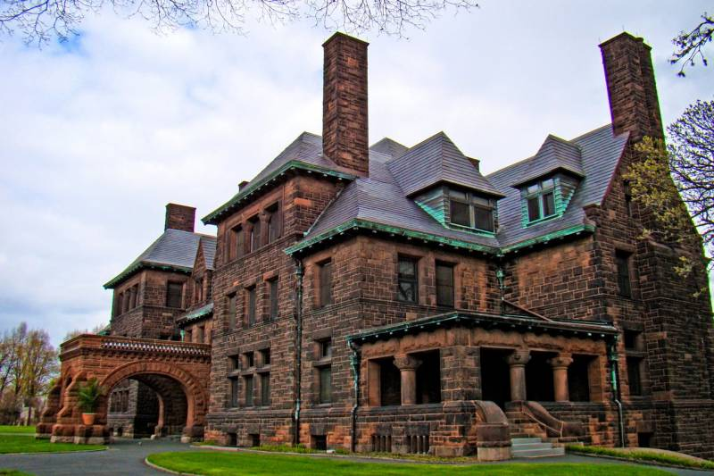 James J. Hill House on Summit Avenue