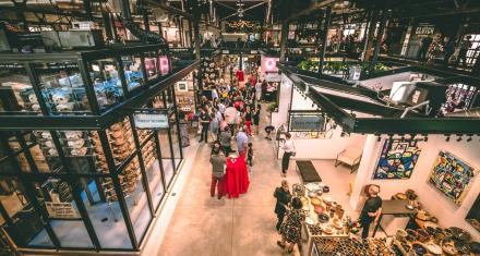 Keg & Case Market Voted Best New Food Hall