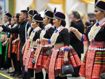 Hmong History and Saint Paul