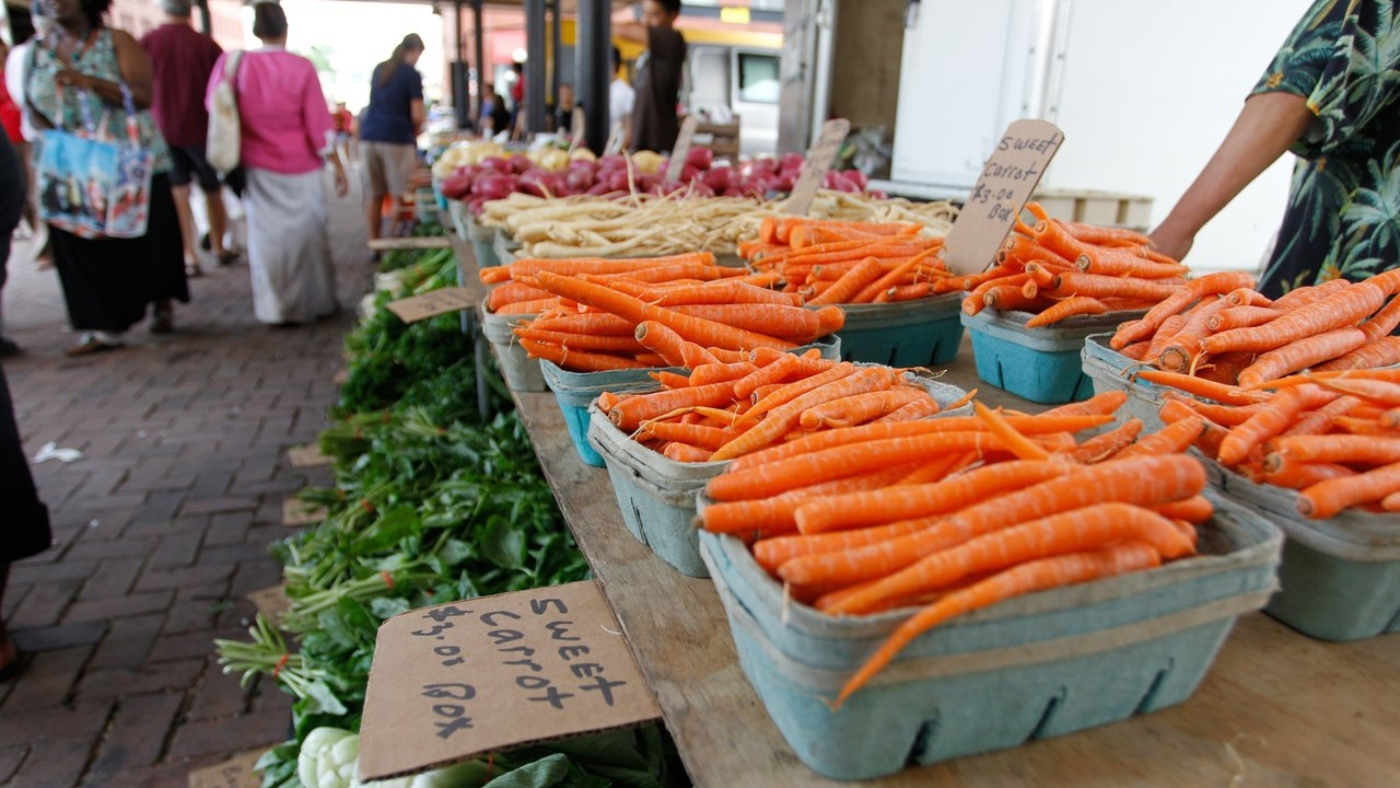 Your Guide to Farmers Markets in Saint Paul