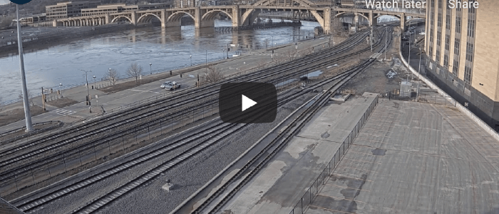 Union Depot live cameras