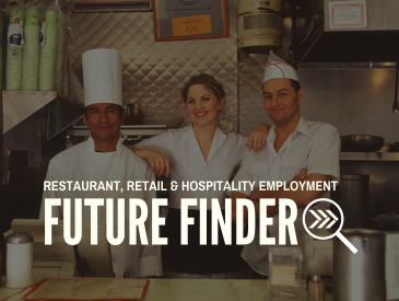 Opportunity Awaits: Hospitality Employment Future Finder