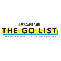 Where to be andwhat to see this week in saint paul