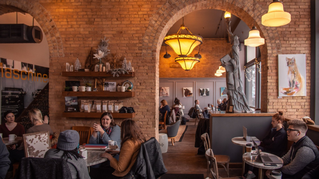 Explore the Incredible Restaurants Along Selby Avenue