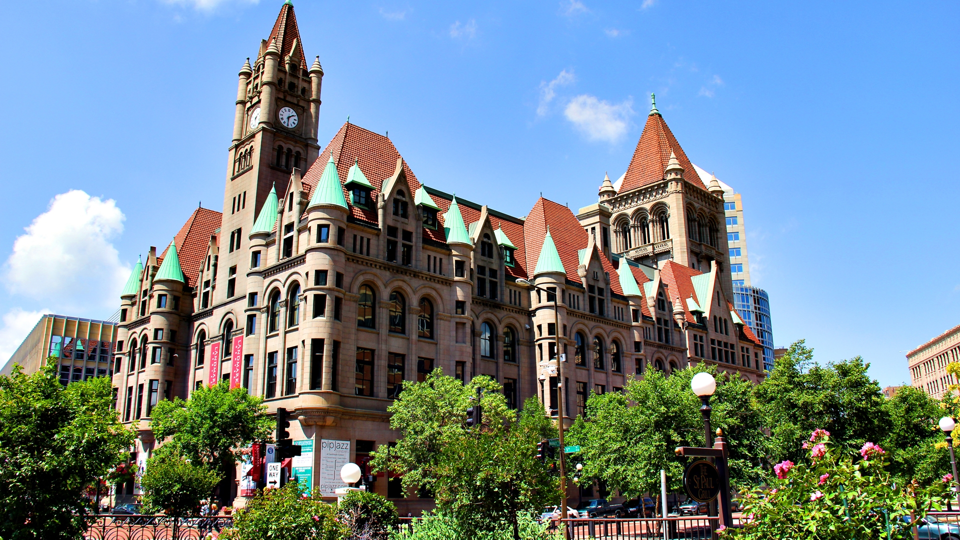Once the site of numerous gangster trials, the Landmark Center is now the hub of information for discovering some of the hidden gems in Saint Paul.