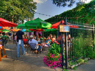 Group-Friendly Restaurants