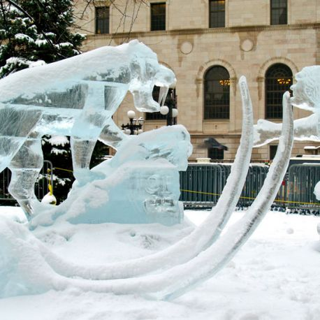 For more than 125 years, Saint Paul has embraced the winter season with the Saint Paul Winter Carnival.