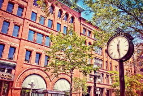 Lowertown Dining District