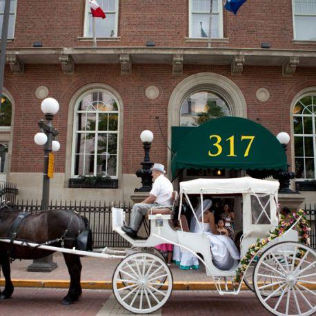 317 on Rice Park has been a Saint Paul landmark since 1914.