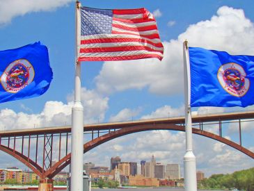 A #MYSAINTPAUL Fourth of July