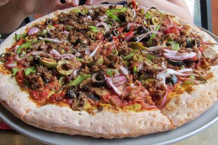 The best pizzas in Saint Paul