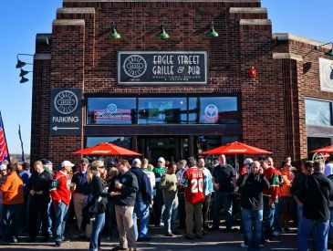 Best Bars for Wild Games