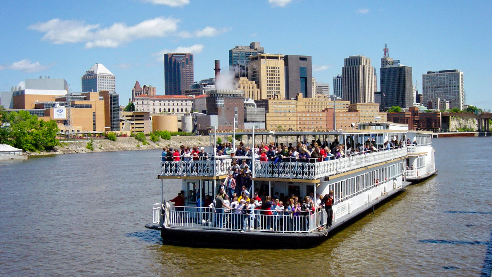 Padelford Riverboats Rhythm Of The River Visit Saint Paul