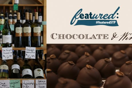 Featured: Chocolate and Wine, What Else?