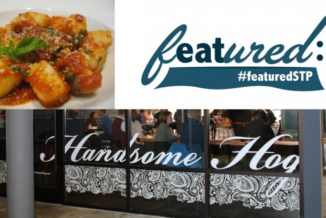 Featured: Handsome Hog Opens; Alicia Hinze Picks Batman