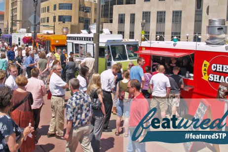 Featured: Food and Ice Cream on Wheels