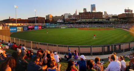 Crazy Things That Happened at CHS Field