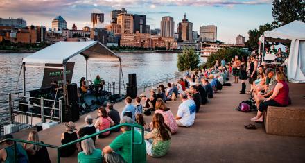 Hang Out at These Summer Events in Saint Paul