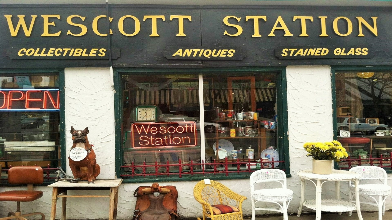 The Best Vintage and Antiques in Saint Paul