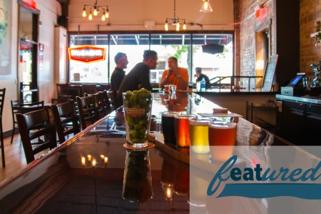 Featured: The West Side's New Taproom