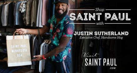 That's How I Shop in Saint Paul: Justin Sutherland