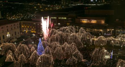 Best Places to See Holiday Lights in Saint Paul