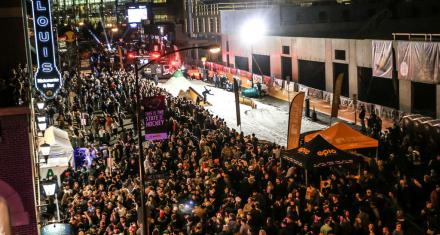 Crashed Ice Village: Saint Paul's Most Extreme Street Party