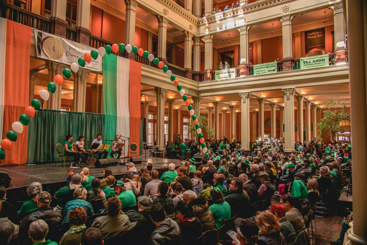 The Irish Music & Dance Association (IMDA) proudly hosts its 38th annual St. Patrick's Day Irish Celebration