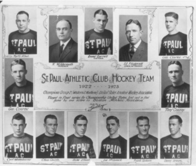 St Paul AC Hockey