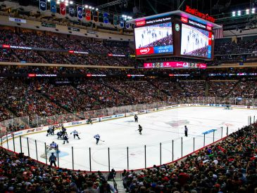 The History of Hockey in Saint Paul