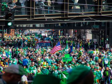 Guide to the St. Patrick's Day Parade