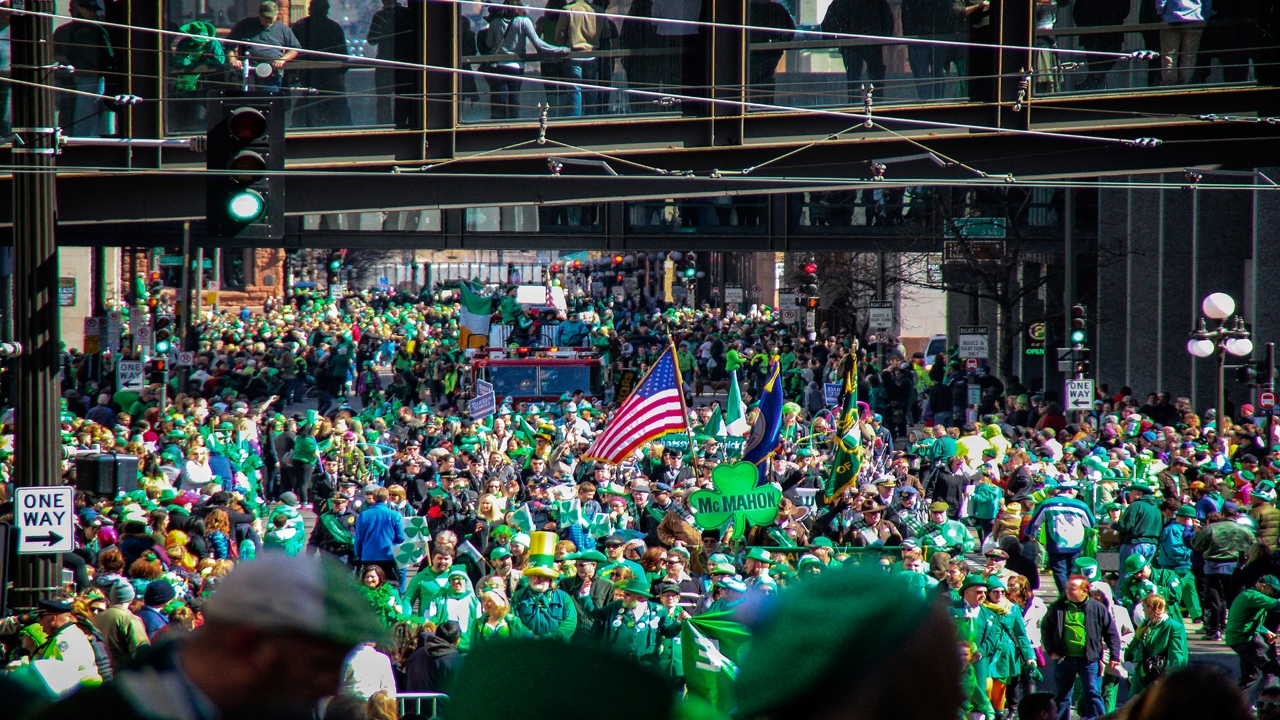 St. Patrick\'s Day in Saint Paul - Visit Saint Paul