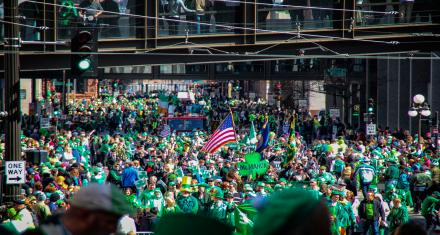St. Patrick's Day in Saint Paul: Guide to the Parade
