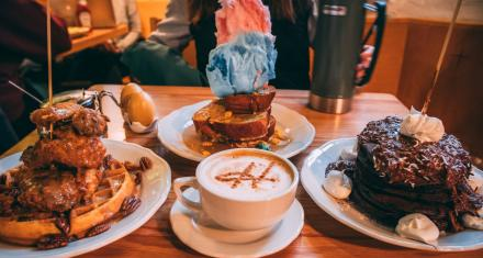 Get Your Brunch On in Saint Paul