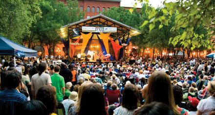 Guide to the Twin Cities Jazz Festival