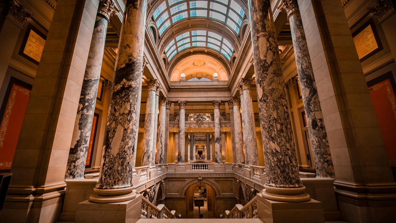 Highlights from the State Capitol Restoration
