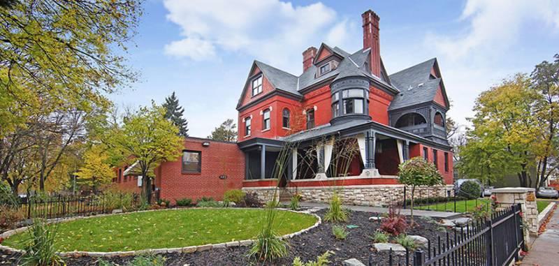 New Victorian Mansion
