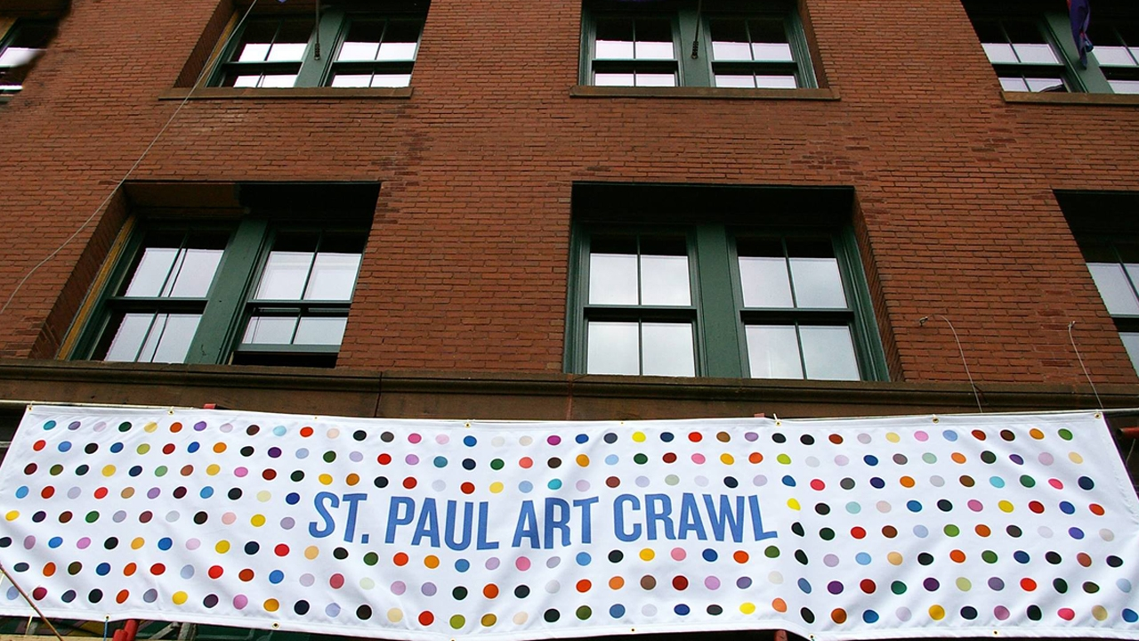Guide to the Saint Paul Art Crawl