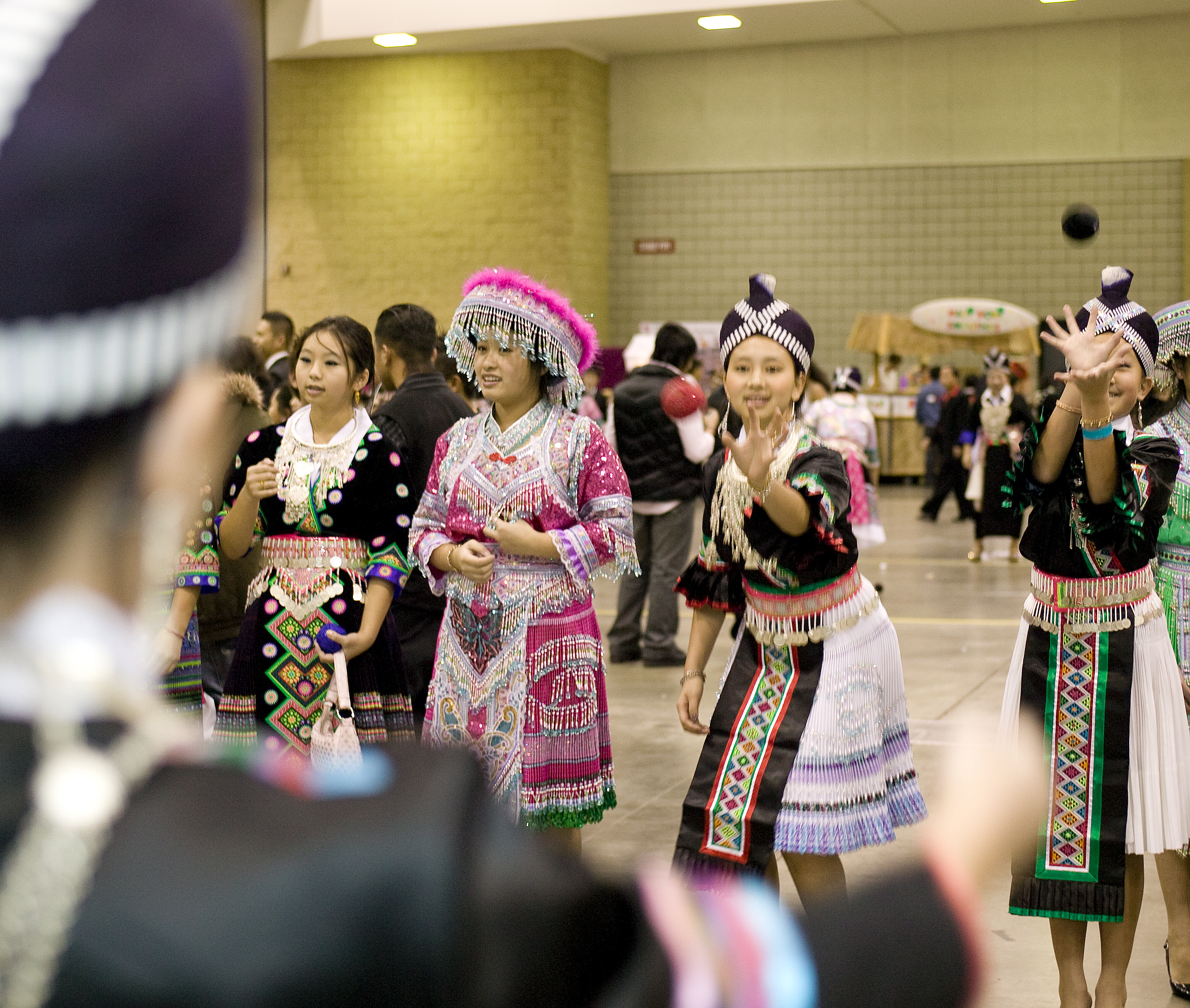 Saint Paul Hmong culture