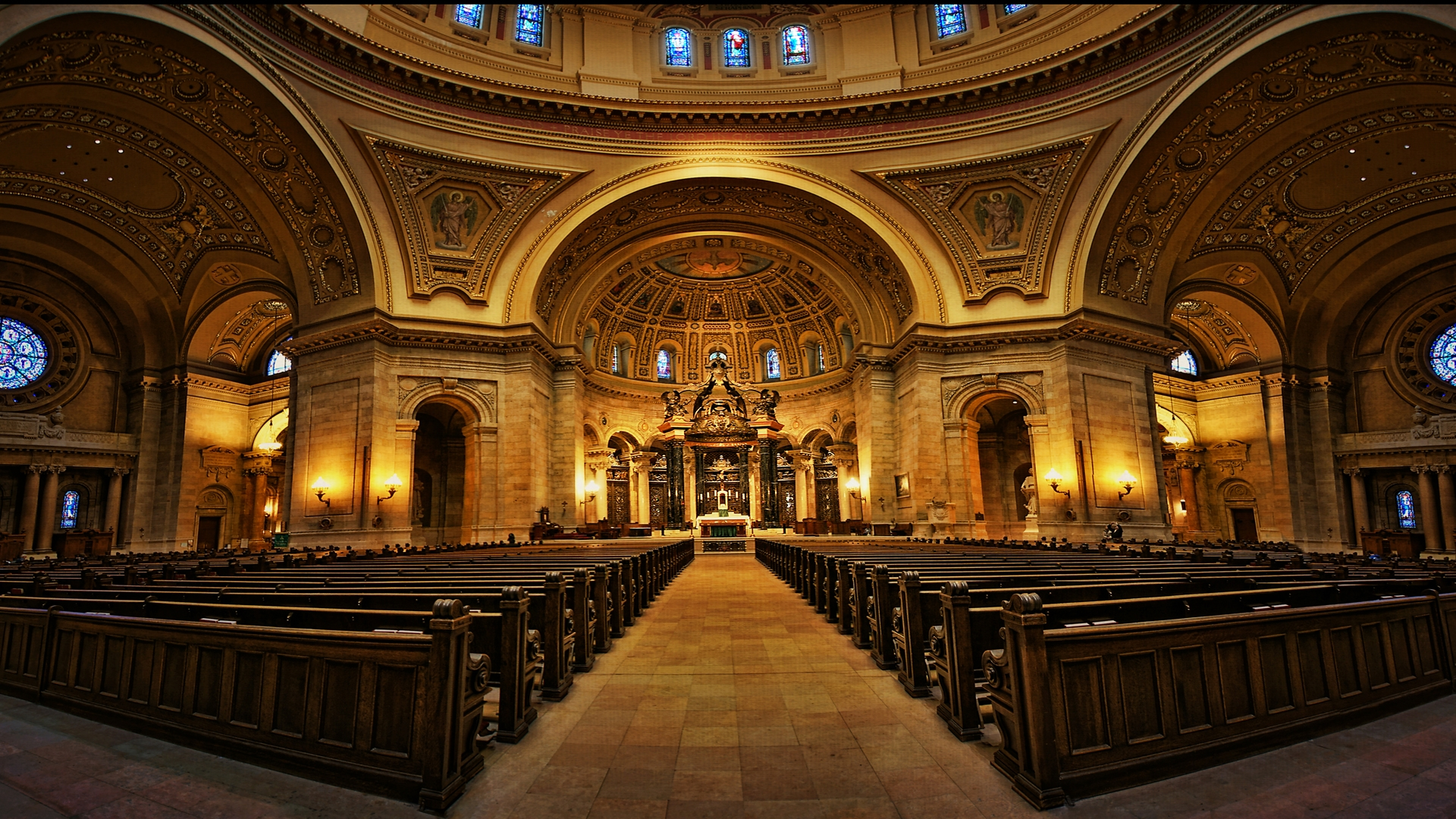 Stop and visit or take a public tour of this Saint Paul icon.