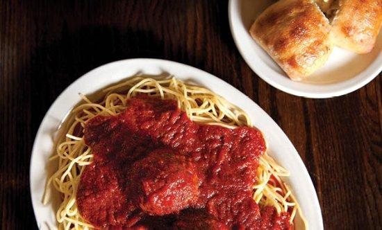 DeGidio's spaghetti