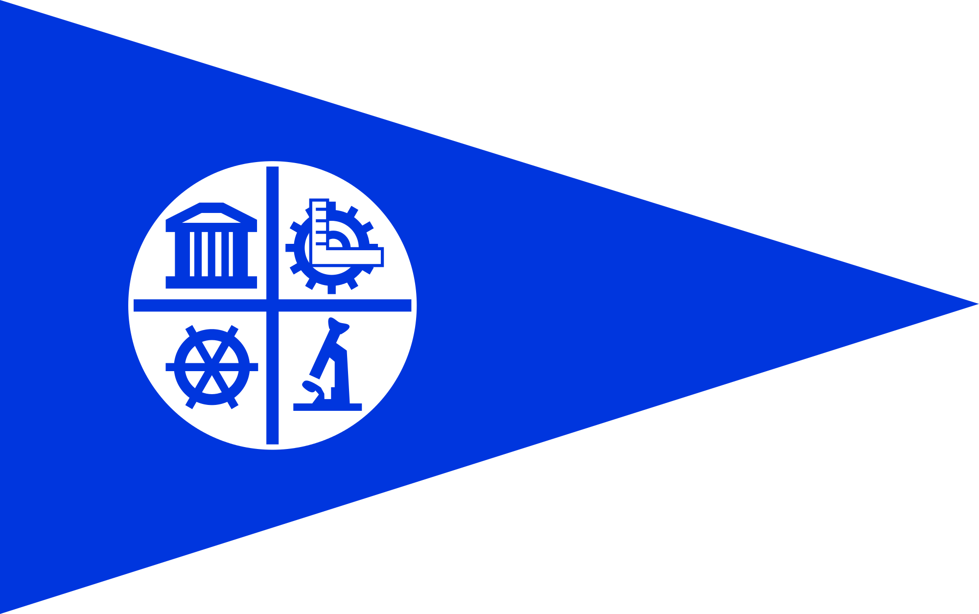 flag of Minneapolis
