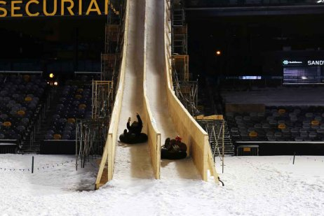 St. Paul Super Slide presented by Securian