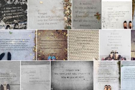 A Guide to Saint Paul's Sidewalk Poetry - Saint Paul