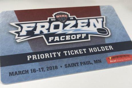 Priority Ticket Holder